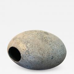 Pamela Sunday Hand Built stoneware orb by Pamela Sunday - 1106944