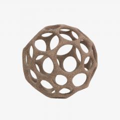 Pamela Sunday Pamela Sunday Hand Built Stoneware Cellular Sphere - 1105217