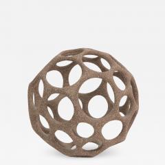 Pamela Sunday Pamela Sunday Hand Built Stoneware Cellular Sphere - 1106943