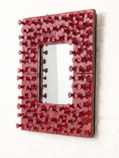 Pamela Sunday The Lustro Wall Mirror by Pamela Sunday - 255057