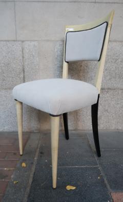 Paolo Buffa 4 Chairs attributed to Paolo Buffa Italy 1950 - 419338