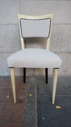 Paolo Buffa 4 Chairs attributed to Paolo Buffa Italy 1950 - 419341