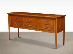 Paolo Buffa 6 Drawer Sideboard by Paolo Buffa - 1853432