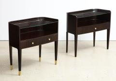 Paolo Buffa Almost pair of Side Tables by Paolo Buffa - 1612999