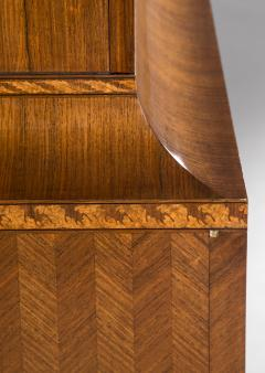 Paolo Buffa An Exceptional Marquetry and Rosewood Cabinet - 37814