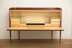 Paolo Buffa Dry Bar Cabinet By Paolo Buffa Italy 1950s   207809