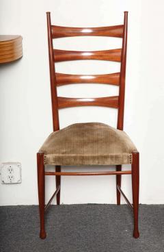 Paolo Buffa Eight Dining Chairs by Paolo Buffa - 464493