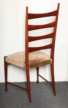 Paolo Buffa Eight Dining Chairs by Paolo Buffa - 464499
