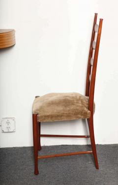 Paolo Buffa Eight Dining Chairs by Paolo Buffa - 464500