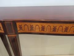 Paolo Buffa Fine Italian Modern Parquetry Console Table - 725219