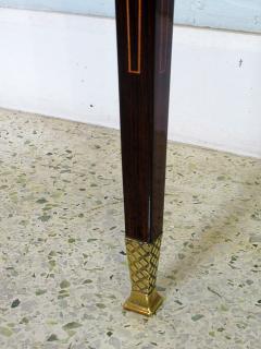 Paolo Buffa Fine Italian Modern Parquetry Console Table - 726262