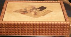 Paolo Buffa Large games box designed by Paolo Buffa Italy 1945 - 736179