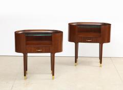 Paolo Buffa Oval Side Tables by Paolo Buffa - 1792773