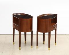 Paolo Buffa Oval Side Tables by Paolo Buffa - 1792777