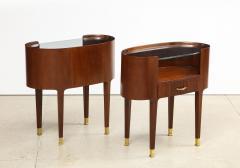 Paolo Buffa Oval Side Tables by Paolo Buffa - 1792783