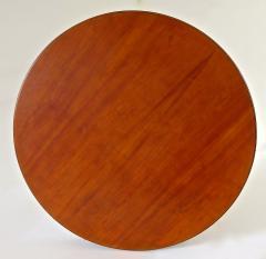 Paolo Buffa PAOLO BUFFA unique round dining table cherrywood five legs 1950 - 1701388