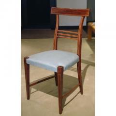 Paolo Buffa Pair Rosewood Chairs by Paolo Buffa - 216608