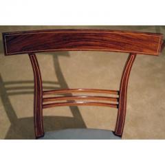 Paolo Buffa Pair Rosewood Chairs by Paolo Buffa - 216609