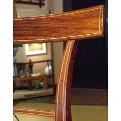 Paolo Buffa Pair Rosewood Chairs by Paolo Buffa - 216610