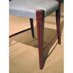 Paolo Buffa Pair Rosewood Chairs by Paolo Buffa - 216611
