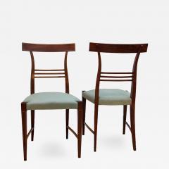 Paolo Buffa Pair Rosewood Chairs by Paolo Buffa - 216915