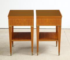 Paolo Buffa Pair of Bedside Tables by Paolo Buffa - 1530033