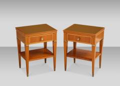 Paolo Buffa Pair of Bedside Tables by Paolo Buffa - 1530037