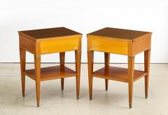 Paolo Buffa Pair of Bedside Tables by Paolo Buffa - 1530042