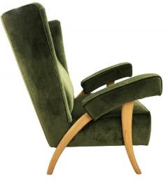 Paolo Buffa Pair of Paolo Buffa Armchairs Italy 1950s - 935506