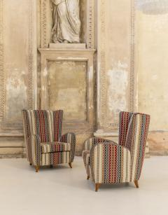 Paolo Buffa Pair of armchairs by Paolo Buffa - 1452906