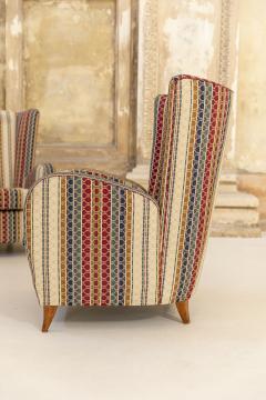 Paolo Buffa Pair of armchairs by Paolo Buffa - 1452912