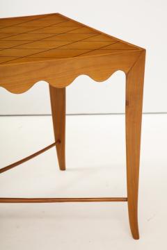 Paolo Buffa Paolo Buffa Coffee table with Scalloped Apron Italy c 1950 - 1161621