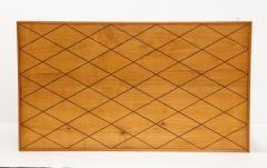 Paolo Buffa Paolo Buffa Coffee table with Scalloped Apron Italy c 1950 - 1161626