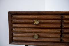 Paolo Buffa Paolo Buffa italian Sideboard in walnut and Brass 1950s - 1885164