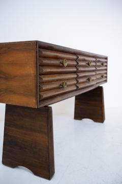 Paolo Buffa Paolo Buffa italian Sideboard in walnut and Brass 1950s - 1885167