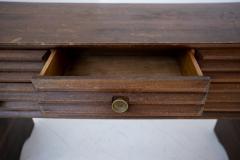 Paolo Buffa Paolo Buffa italian Sideboard in walnut and Brass 1950s - 1885168