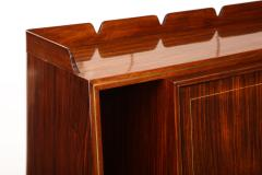 Paolo Buffa Rare Drop Front Bar Cabinet by Paolo Buffa - 1155978