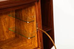 Paolo Buffa Rare Drop Front Bar Cabinet by Paolo Buffa - 1155982