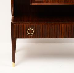 Paolo Buffa Rare Drop Front Bar Cabinet by Paolo Buffa - 1155984