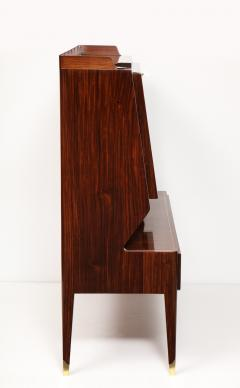 Paolo Buffa Rare Drop Front Bar Cabinet by Paolo Buffa - 1155987