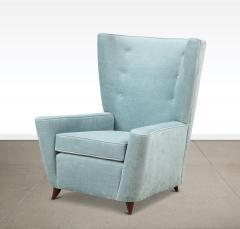 Paolo Buffa Rare Lounge Chair by Paolo Buffa - 1853416
