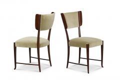Paolo Buffa Set of 6 Dining Chairs by Paolo Buffa - 165819