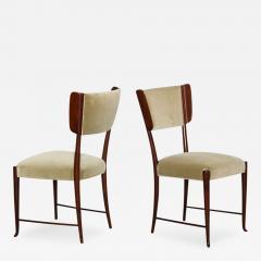 Paolo Buffa Set of 6 Dining Chairs by Paolo Buffa - 166752