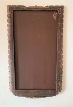 Paolo Buffa Wood Carved Mirror - 1940597