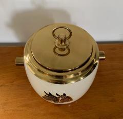 Paolo Gucci Ceramic Ice Bucket - 1017254
