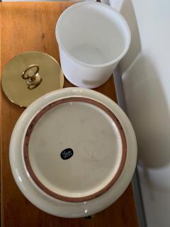 Paolo Gucci Ceramic Ice Bucket - 1017256