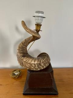 Paolo Gucci Horn table lamp base - 1018508