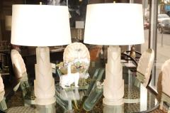 Paolo Gucci Pair of Vintage Paolo Gucci Lamps - 395935