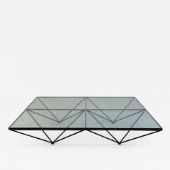 Paolo Piva Alanda coffee table by Paolo Piva for B B 1980s - 1929757
