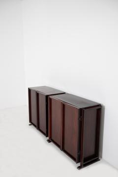 Paolo Sormani Pair of Sormani sideboards in fine wood 1950s - 1941963